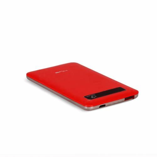 Slim Portable Charger by Juno Power | Hue Kard