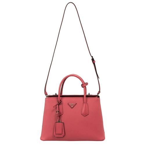 Medium Prada Saffiano Tamaris Cuir Bag
