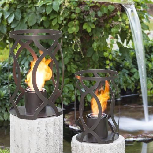 Savannah 12X8 and 15X10 Outdoor Steel Lantern