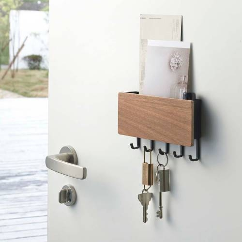 RIN - MAGNETIC KEY RACK WITH TRAY