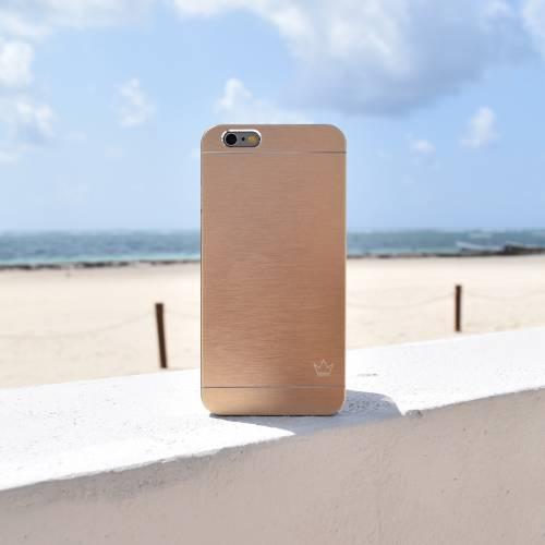 Slim Aluminum iPhone 6 Case   Gold   Krown