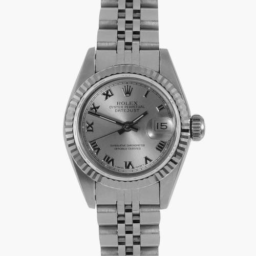 Ladies Stainless Steel Datejust