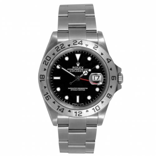 Stainless Steel Explorer II