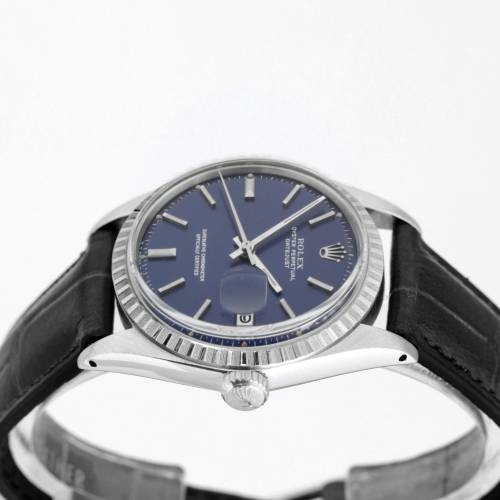 Rolex Stainless Steel Datejust Watch