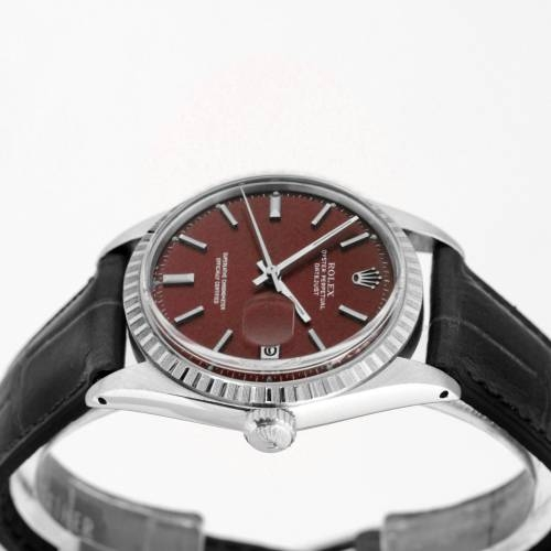 Rolex Stainless Steel Datejust Watch