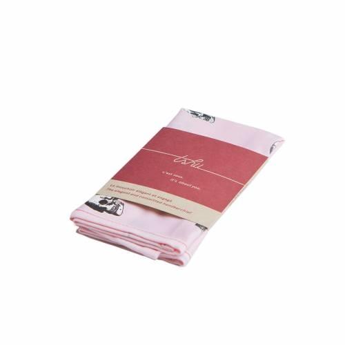 Leonard Single-ply Handkerchief