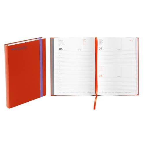 Daily Diary, Orange
