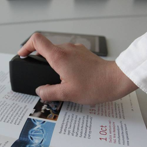 Dacuda PocketScan | The World's Smallest Wireless Scanner
