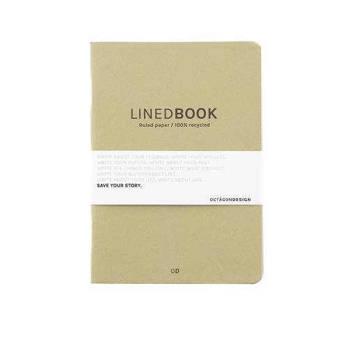 Linedbook | Set of 3