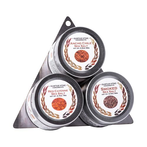 Gourmet Grilling Salts Collection