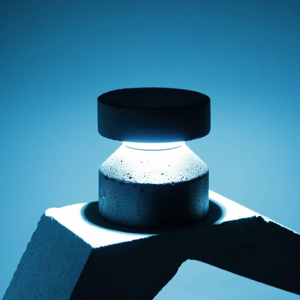 Cfab Studios | Black AH-Lite Table Lamp