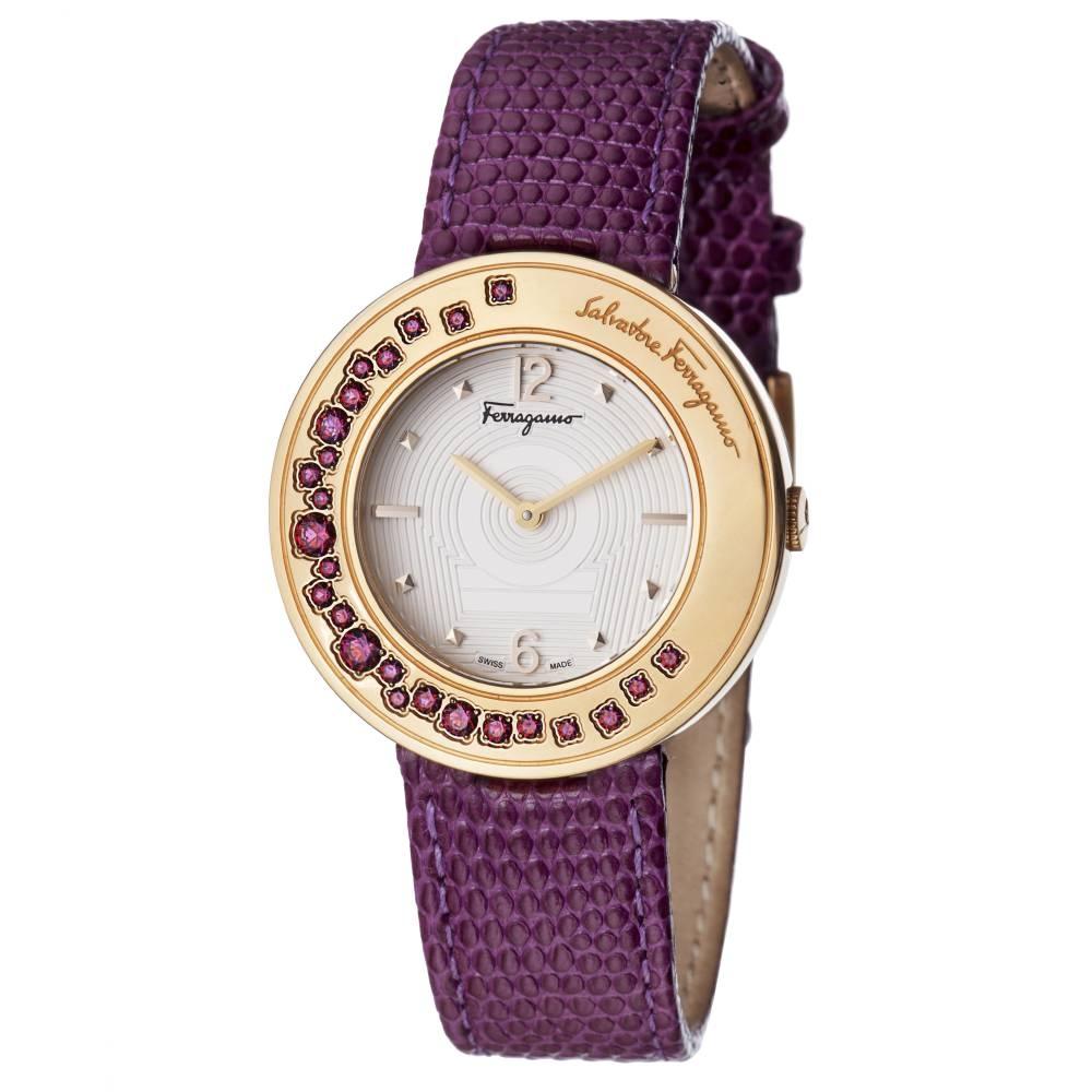 Ferragamo | Gancino Sparkling Women's Watch
