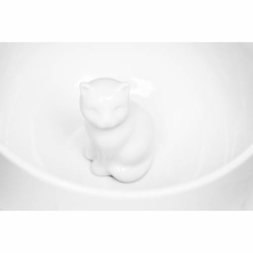 Porcelain Cat Mug | Sagaform