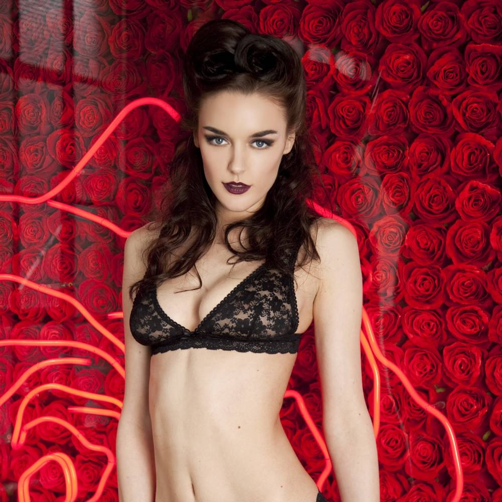 Playful Promises   Lucy Triangle Bra