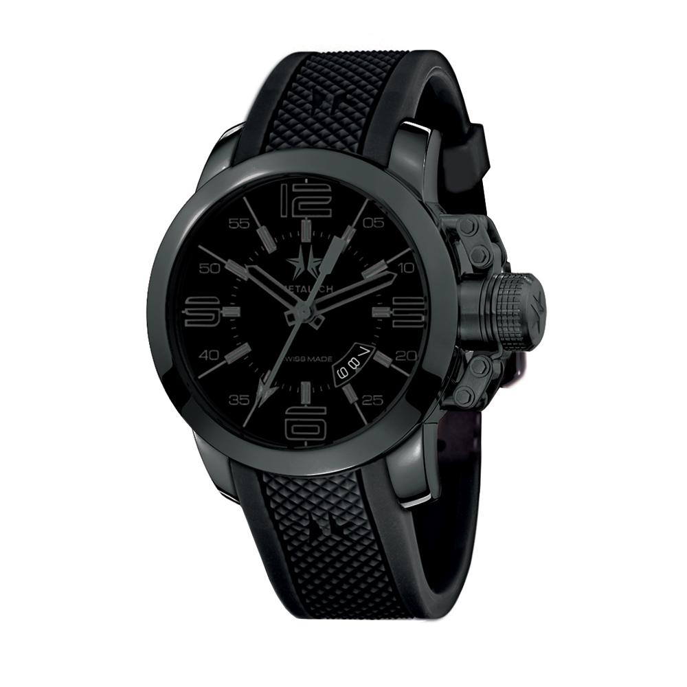 Metal CH Watch   Initial 1420