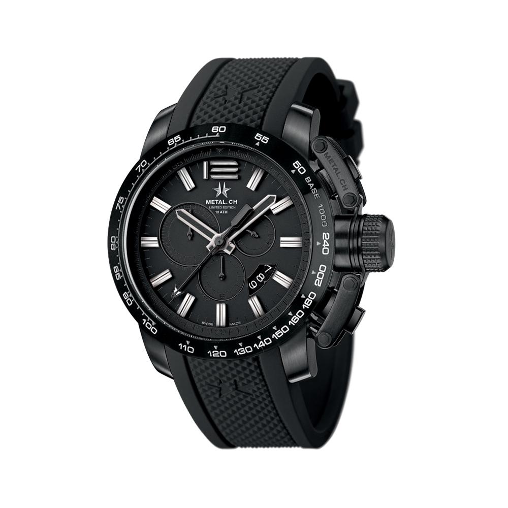 Metal CH Watch | Chronosport 4425