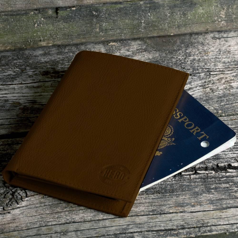 Polk Passport Holder   Hero Goods