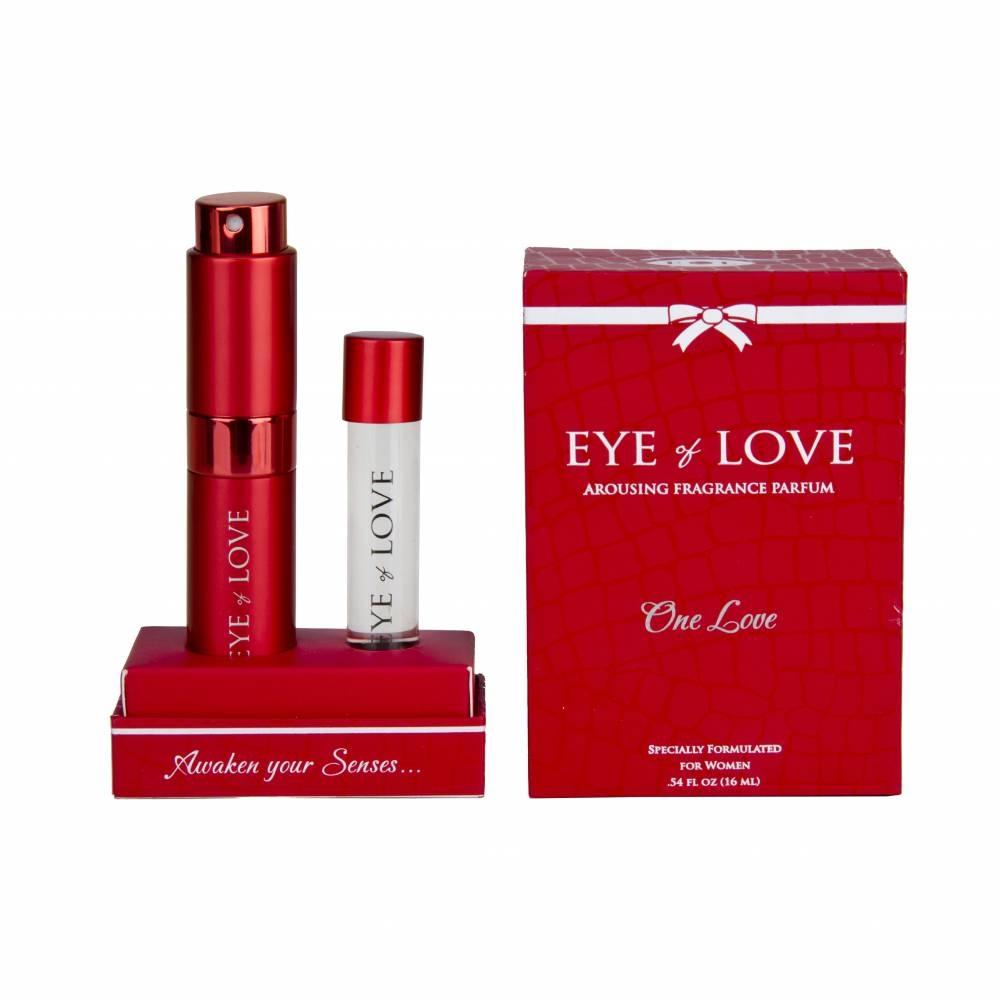 One Love Women's Perfume   Eye of Love