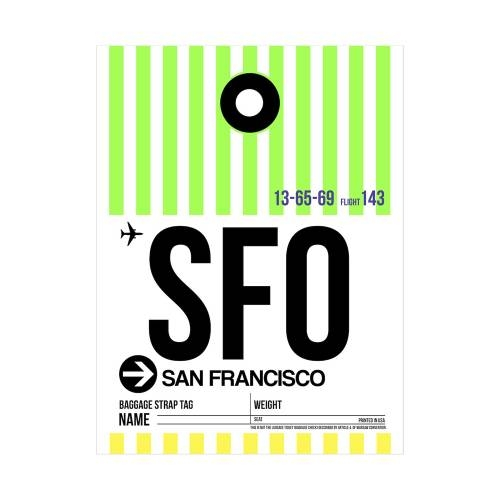 SFO San Francisco