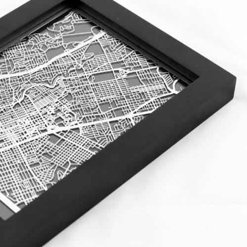 Austin   Cut Maps