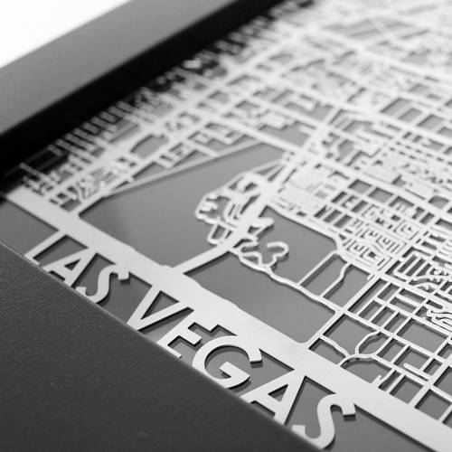 Las Vegas | Cut Maps