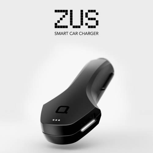 Zus Smart Car Charger | Nonda