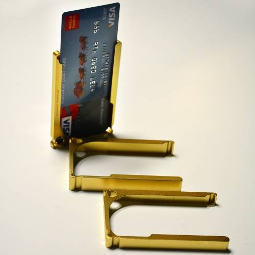 DM1: 8-Card Aluminum Wallet   Decadent Minimalist