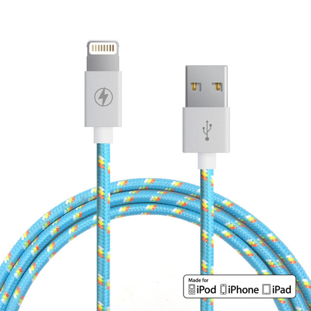 Santa Fe Lightning Cable | Charge Cords