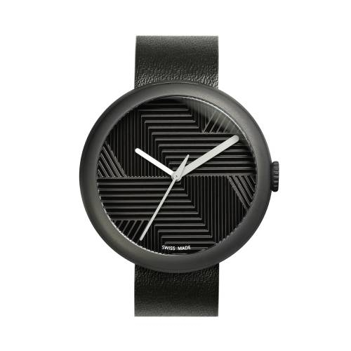 Charcoal/Black Hach