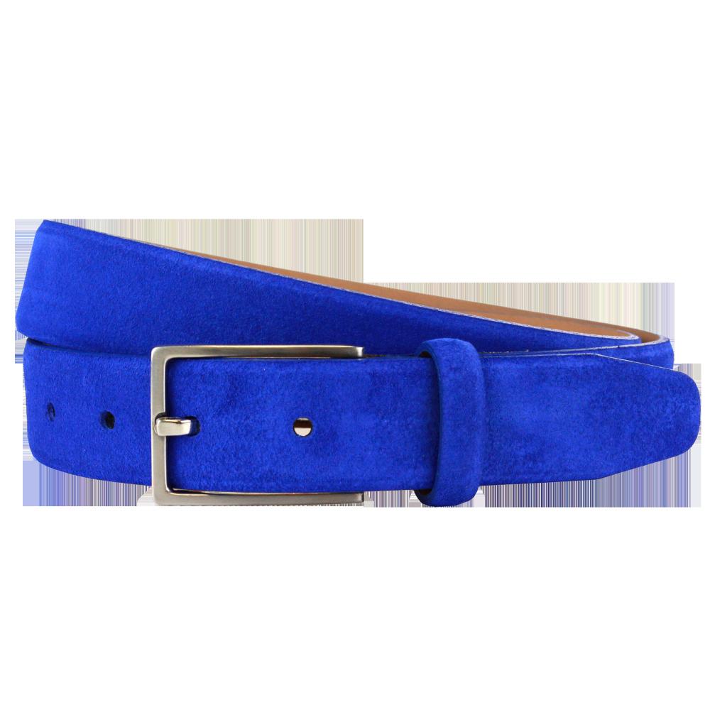 Electric Blue Colesbourne | British Belt Company