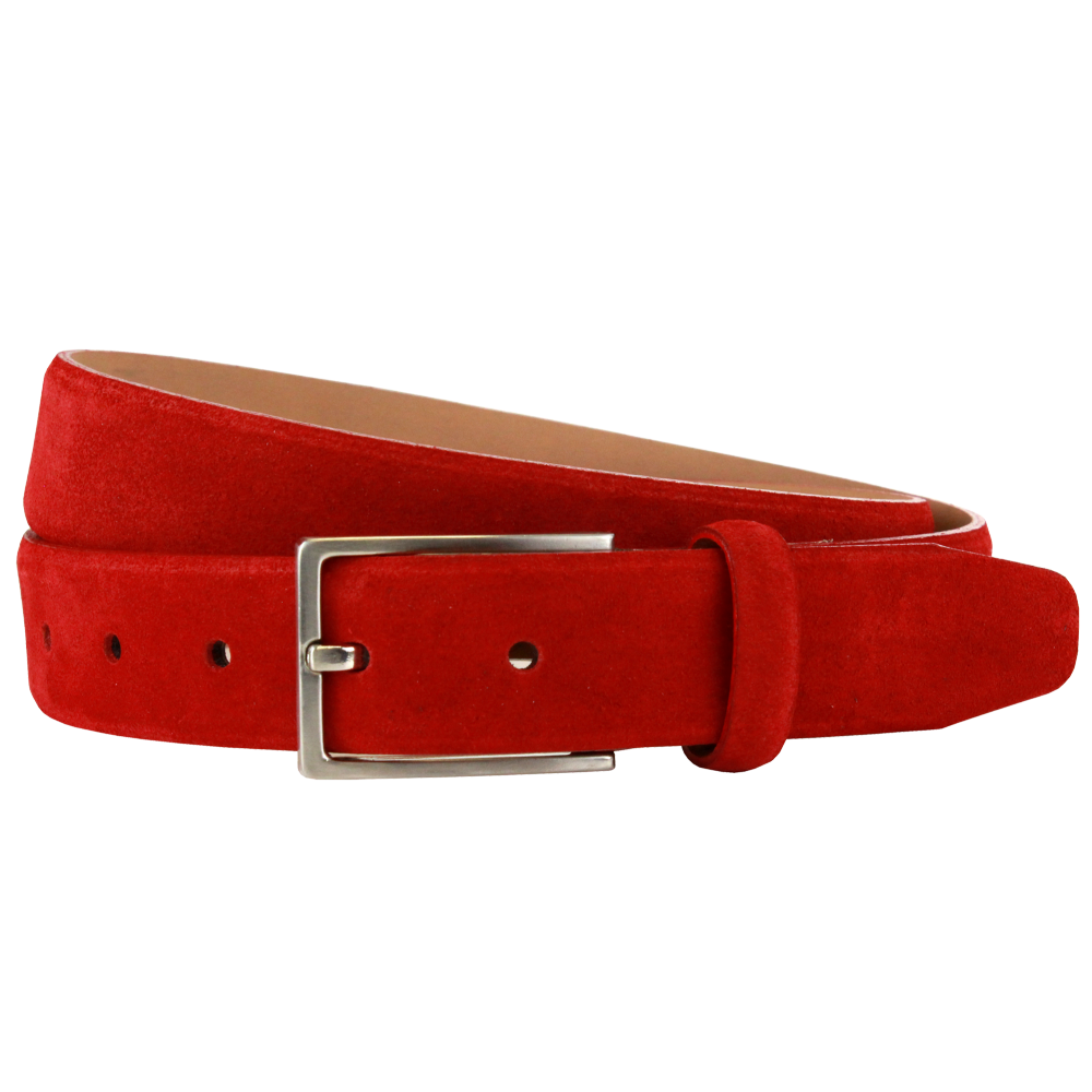 True Red Colesbourne   British Belt Company