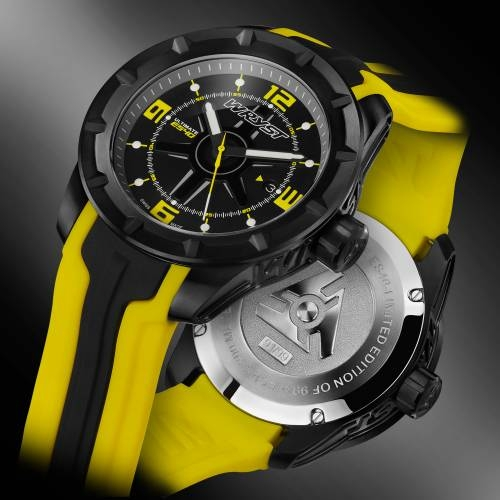 Ultimate ES40 Sport Watch   Wryst Watches