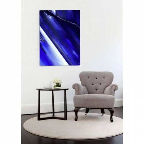 Intense Canvas Print | Vivienne East