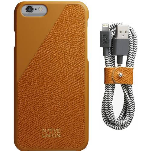 iPhone Case Set | CLIC Leather Edition