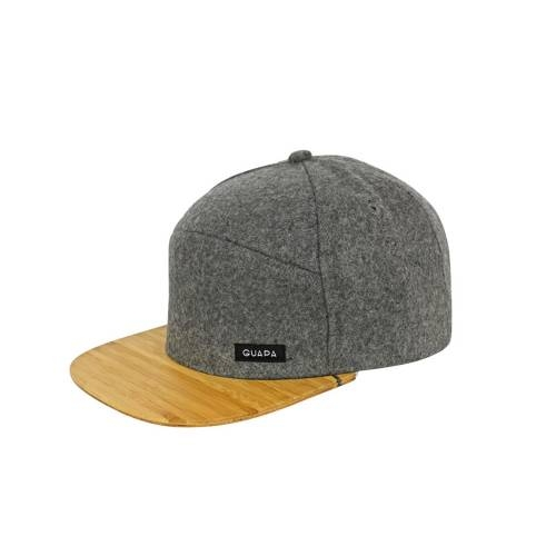 Australian Melton Wool | Grey
