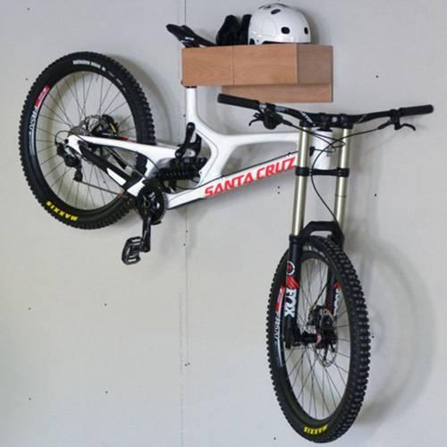 Zadel   Lignum Bike Racks