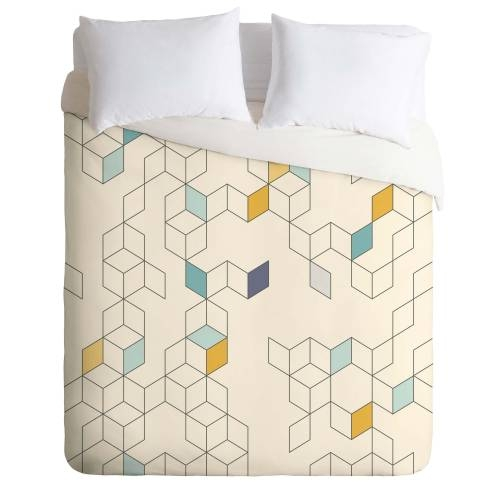 Florent Bodart Keziah Day Duvet Cover