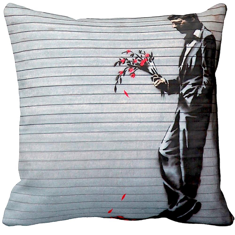 Waiting in Vain | Banksy Art | iLeesh