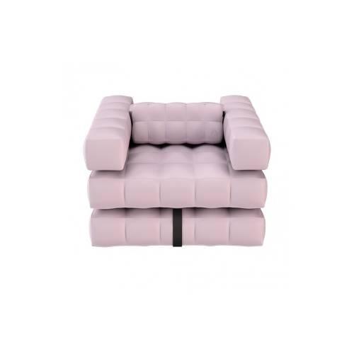 Armchair / Single Lounger Set | Rose Pink | Pigro Felice