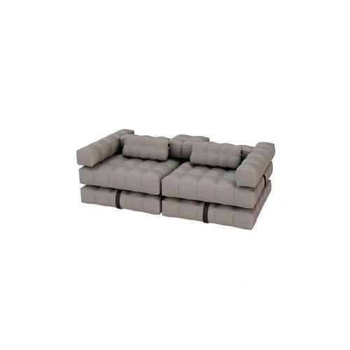Sofa Set | Stone Grey