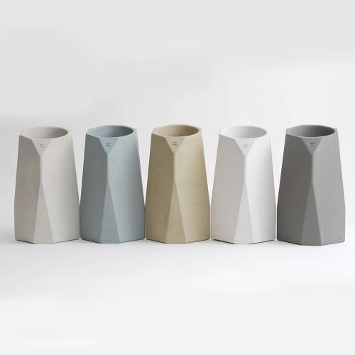 Corvi Concrete Wine Cooler | Set of 6 | IntoConcrete