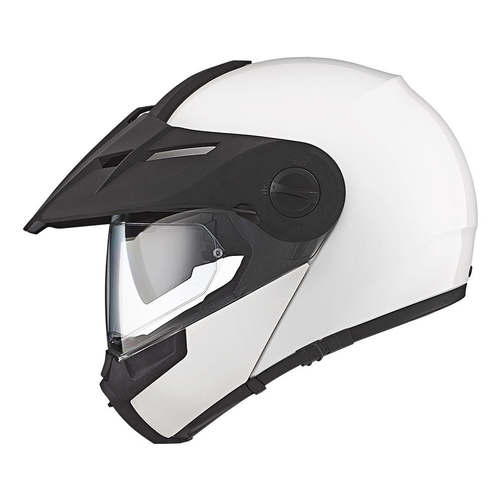 E1 | Gloss White | Schuberth Helmets