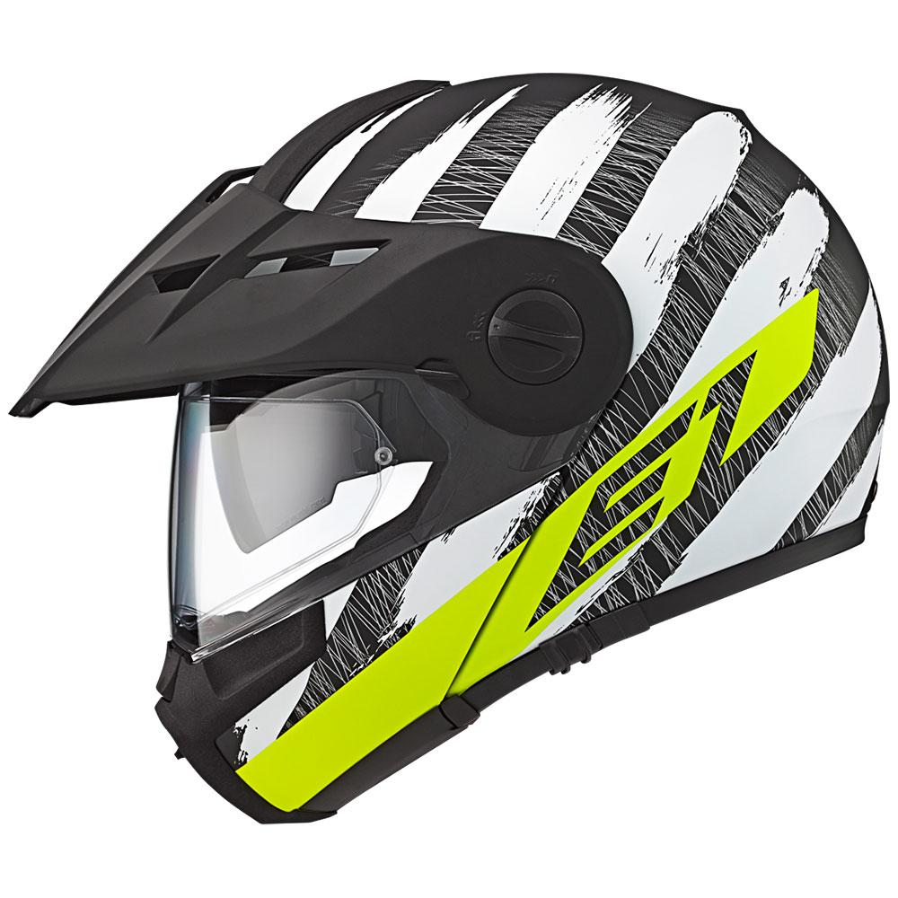 E1 | Hunter Yellow | Schuberth Helmets