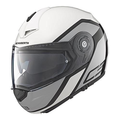 C3Pro | Observer White | Schuberth Helmets