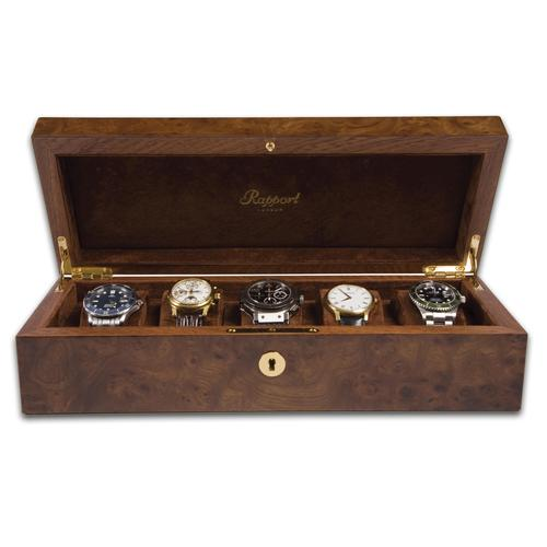 Portman 5 Watch Collector Case