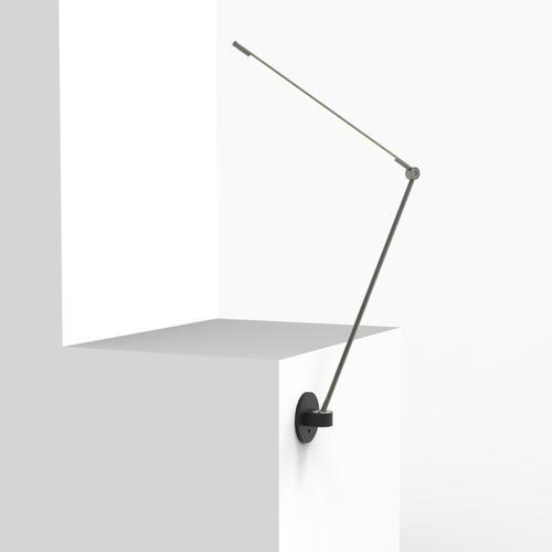 Thin T Desk Lamp | Black | Juniper Design