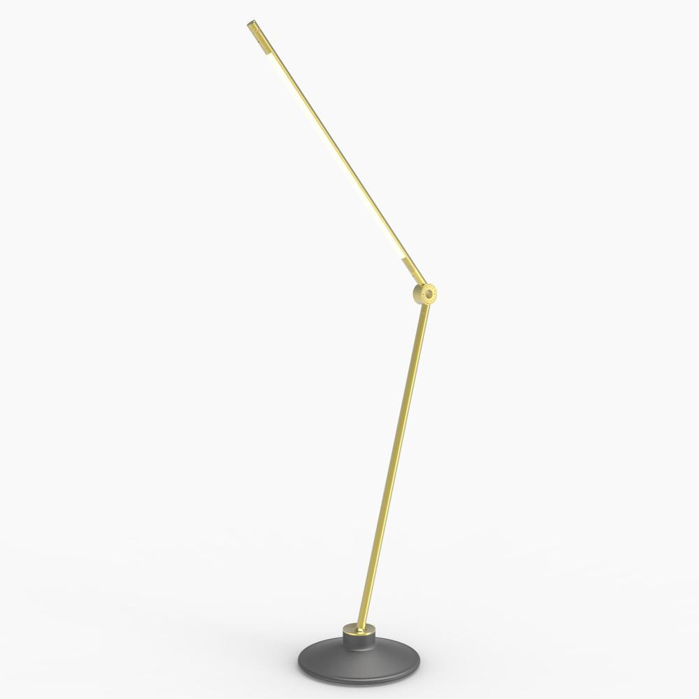Thin S Desk Lamp   Black   Juniper Design