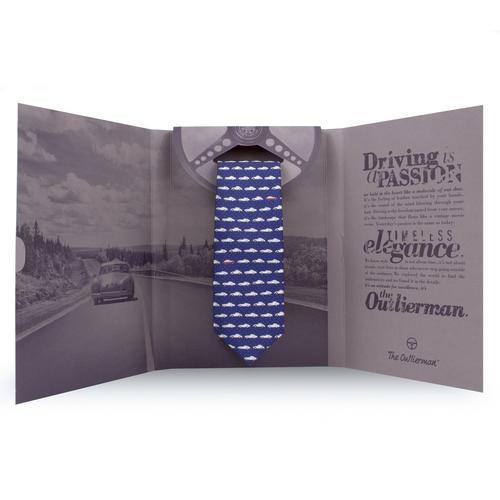 The Posh Tie | 100% Handmade Italian Silk | The OutlierMan