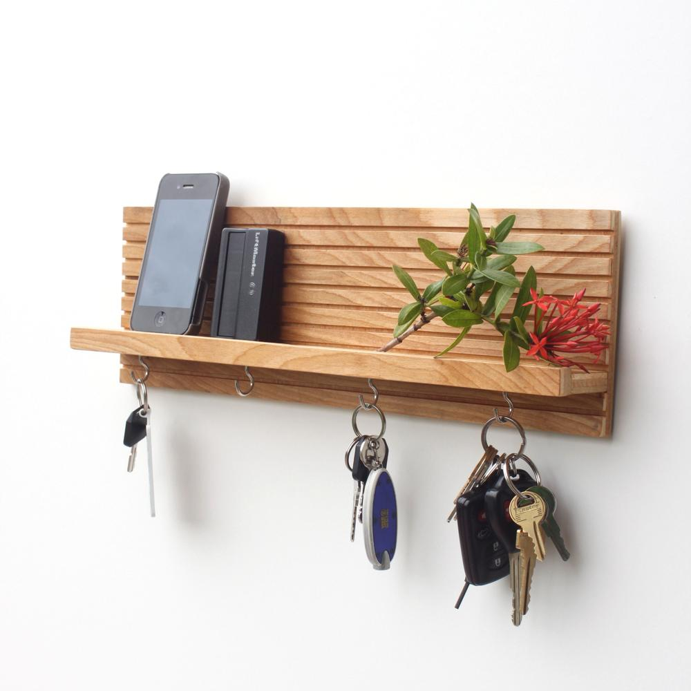 Key Holder / Jewelry Organizer | Wood | Wood Butcher Designs