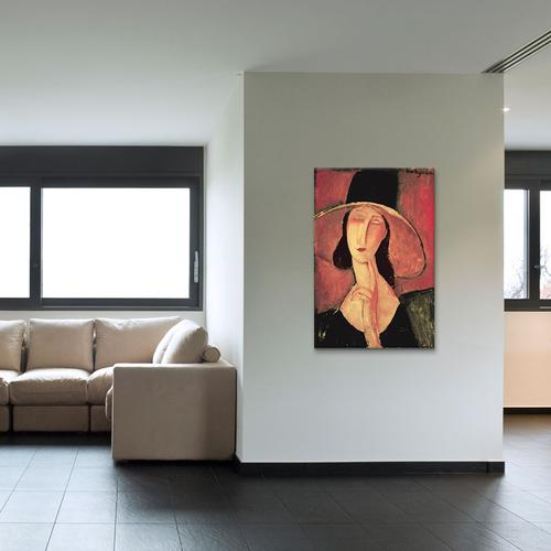 Portrait of a Woman (jeanne Hébuterne) by Amedeo Modigliani